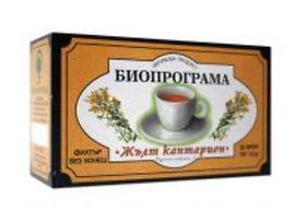 Биопрограма Жълт кантарион чай 30 г