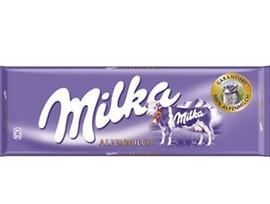 Шоколад Милка млечен 250 г