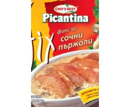 Пикантина Фикс за сочни пържоли на фурна 32 г