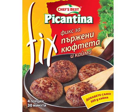 Пикантина Фикс за пържени кюфтета и кайма 62 г