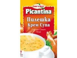 Пикантина Чаша Пилешка крем супа с крутони 17 г