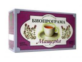 Биопрограма чай Мащерка 30 г