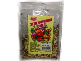 Биосет зеленчукова смес 70 г