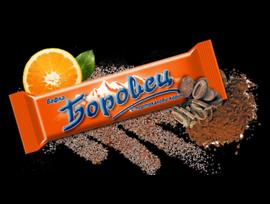 Вафла Боровец с портокалови корички 52 г