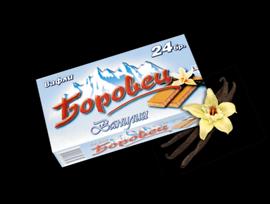 Вафли Боровец ванилия 550 г