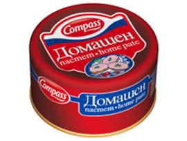 Компас Свински пастет 100 г