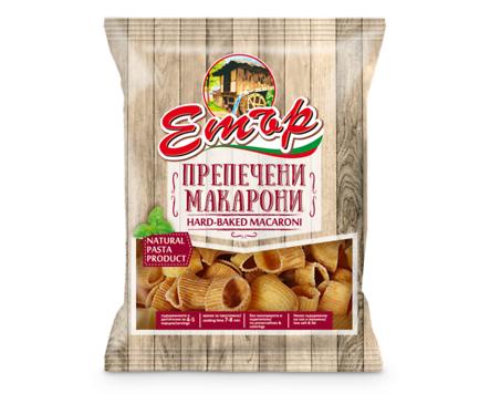 Eтър Препечени макарони охлювчета 200 г