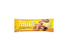 Нестле Десерт Мюсли с шоколад и банан 35 г