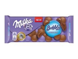 Шоколад Милка балончета Bubbly 100 г