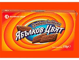 Бисквити Ябълков цвят 370 г