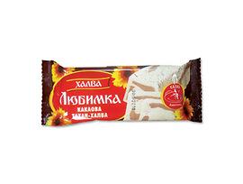 Любимка тахан халва с какао 250 г