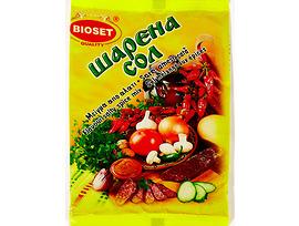 Биосет Шарена сол голям пакет 250 г