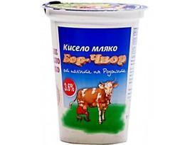 Бор чвор кисело мляко 36 400 г