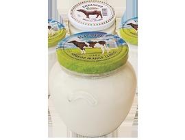 Фермер кисело мляко смес краве с биволско масленост 45 530 г