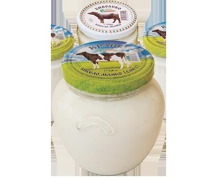 Фермер кисело мляко смес краве с биволско 530 г