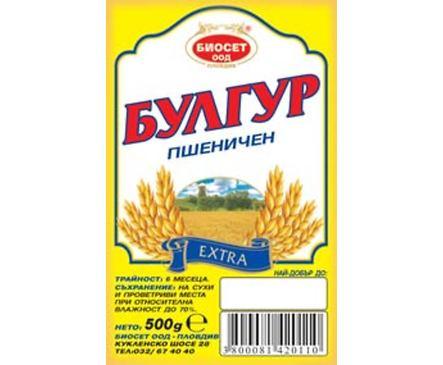 Биосет Булгур 400 г