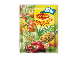 Maggi Вълшебен вкус 10 зеленчука 75 г