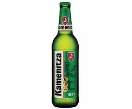 Каменица бира стъклена бутилка 500 мл кутия 6 бр