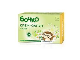Бочко Бебешки сапун лайка 80 г