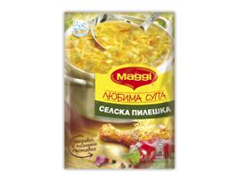 Maggi Селска Пилешка супа 46 г