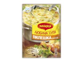 Maggi Супа пилешка с фиде 50 г