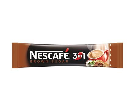 Нестле Нескафе 3 в 1 с кафява захар 18 г