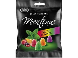 Бонбони Ментина микс желирани 90 г