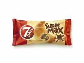 Кроасан Супер MAX какао 110 г кутия 14 бр