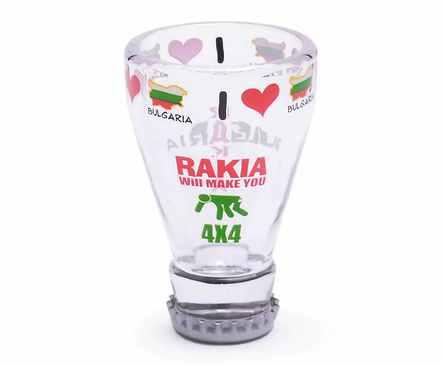 Чашка шот България
