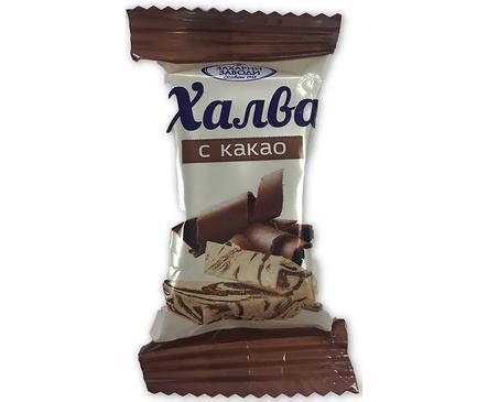 Захарни Заводи ГО слънчогледова халва какао 30 г