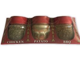 Деми комплект подправки за пиле барбекю и картофи 140 г