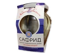 Маринован сафрид натурален продукт без консерванти 300 г