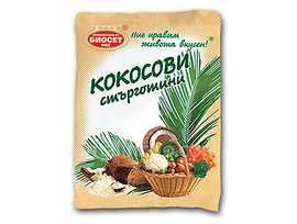 Биосет кокосови стърготини 20 г