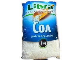 Либра Сол морска кристална едра 1000 кг