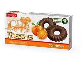 Престиж Бисквити Траяна с портокал 175 г