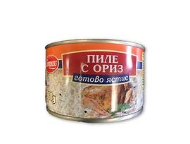 Компас Пиле с ориз 380 г