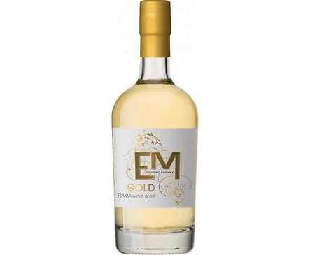 Gold ракия Edoardo Miroglio 500 мл
