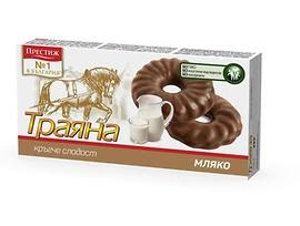 Траяна Бисквити с мляко 160 г