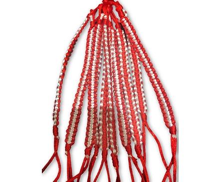 10 Мартеници гривни с двойна плетка