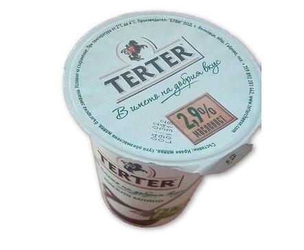 Тертер Кисело мляко 29 400 г