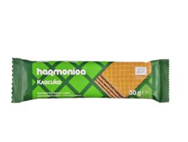 Хармоника Био Вафла с лимец 30 г