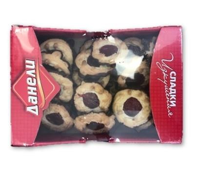 Данели бисквити Далия 280 г