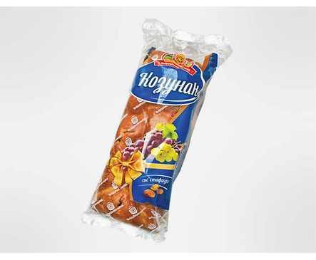 Добруджански хляб Козунак със стафиди 500 г
