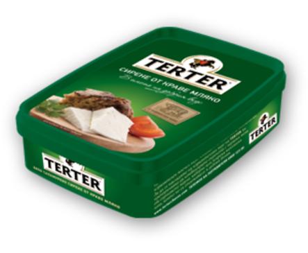 Тертер Сирене от краве мляко 700 г