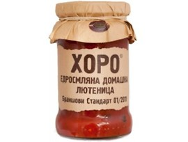 Хорцето Едросмляна домашна лютеница Хоро 300 г