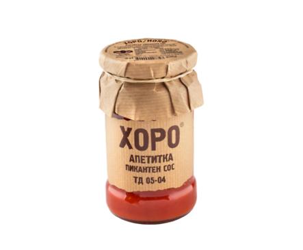 Хорцето Апетитка пикантен сос Хоро 300 г