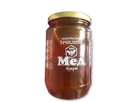 Мед Букет от пчелар Павел Павлов 800 г