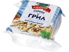 Равногор сирене за грил 250 г