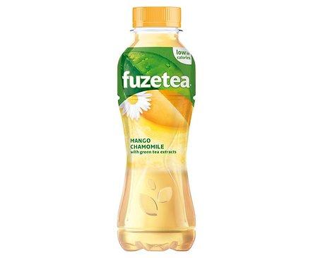 Студен чай Fuzetea манго и лайка 500 г
