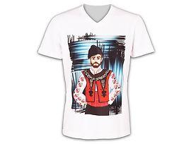 Мъжка тениска момче с носия модел 1 размер M